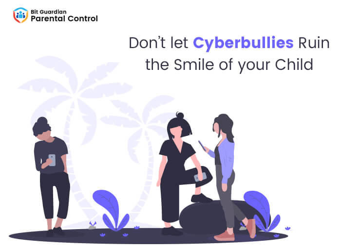 7 steps to follow when your child is being cyberbullied